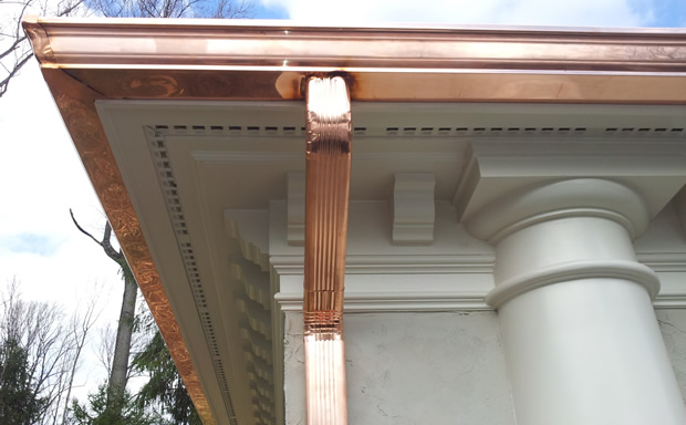 gutter downspout company