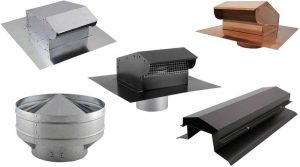 roof vent options