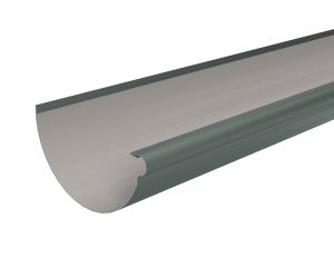 new home gutter system