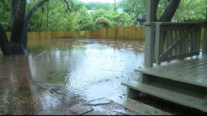 stormwater management with french drains