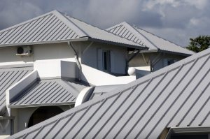 metal roof design for your home
