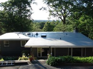 average cost to replace flat roof