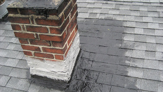 Why It is Very Common For Roofs to Leak Around Chimneys