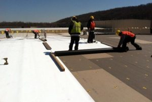 Qualified Flat Roofer
